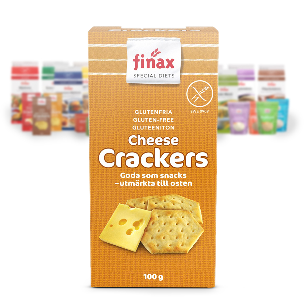Products:Crackers Cheese