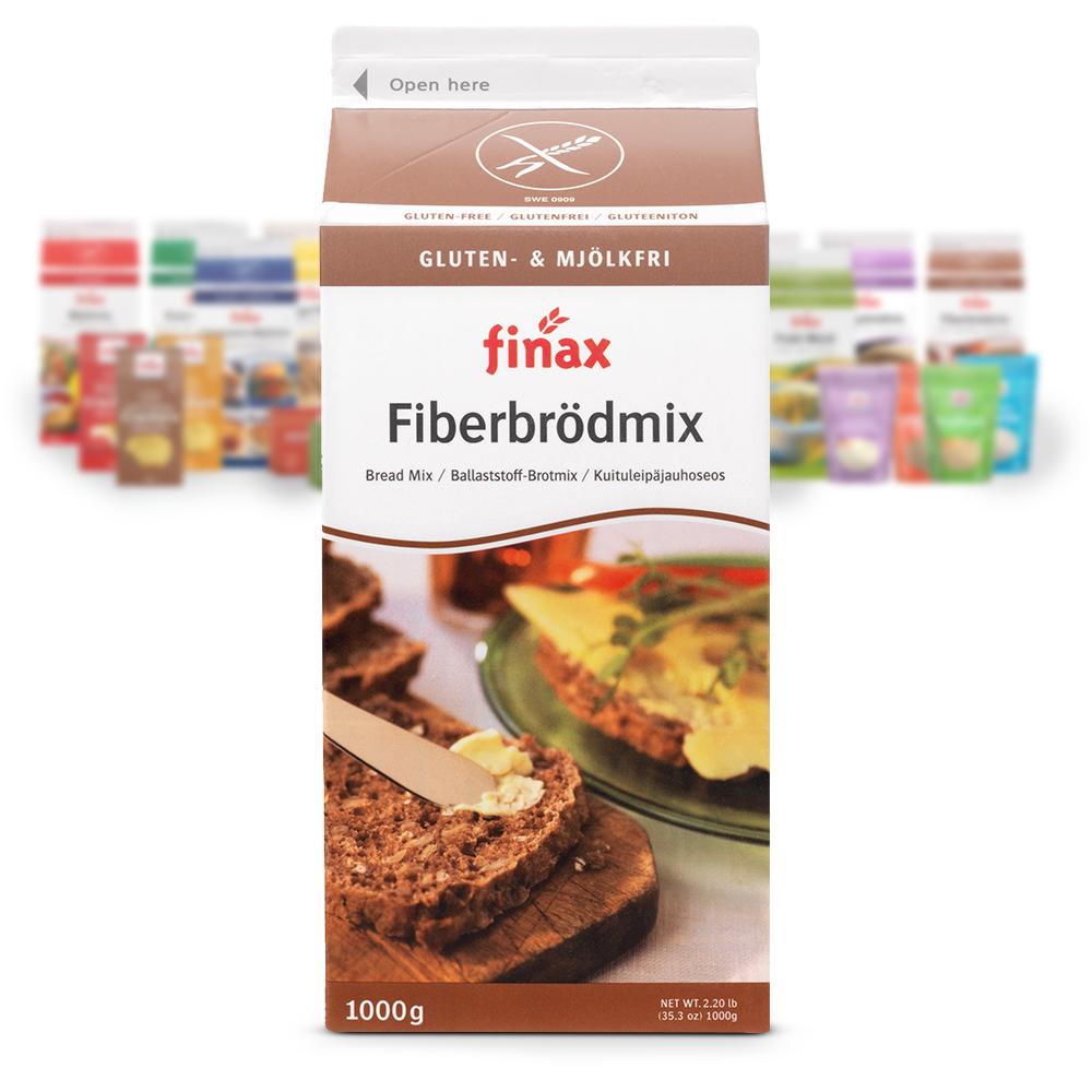 Products:Fibre Bread mix