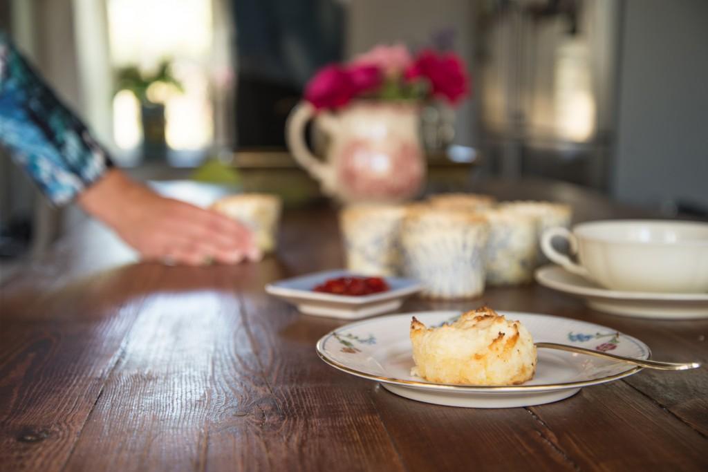 Recipes:Gluten Free Scones
