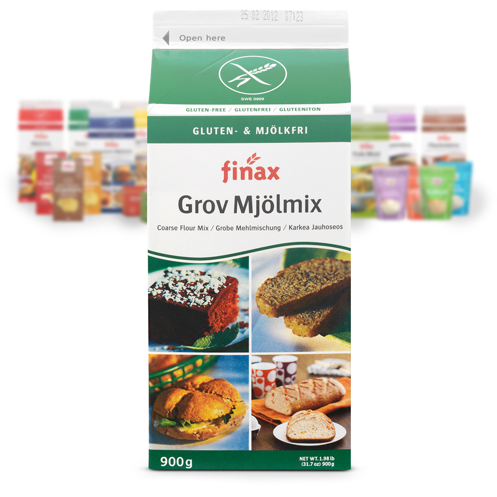 Products:Whole Grain Flour mix