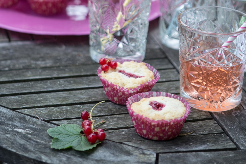 Recipes: Raspberry cups