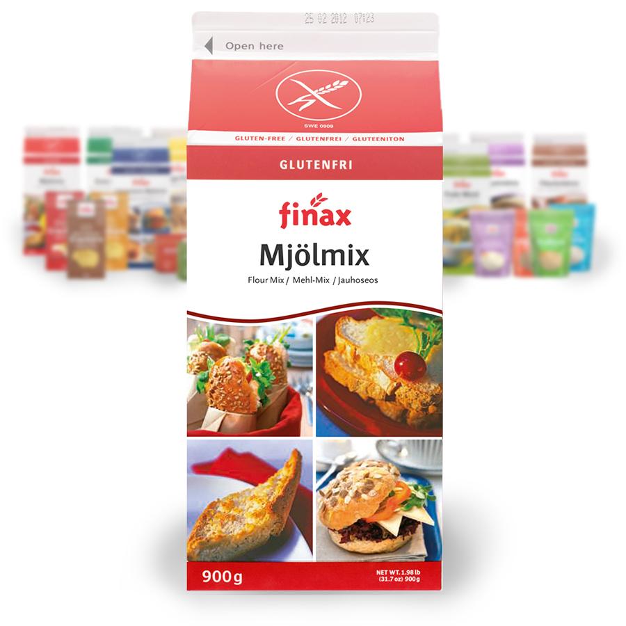 Products:Flour mix