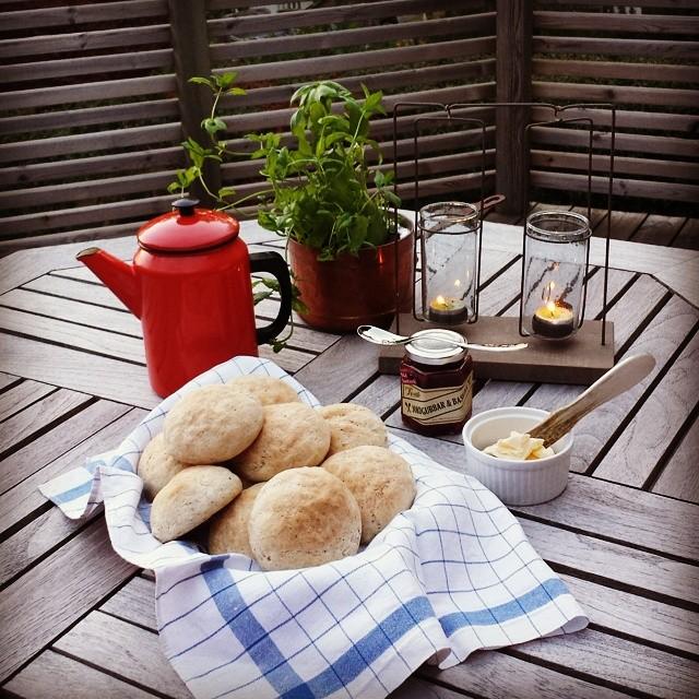 Reseptit:Pyöreä leipä
