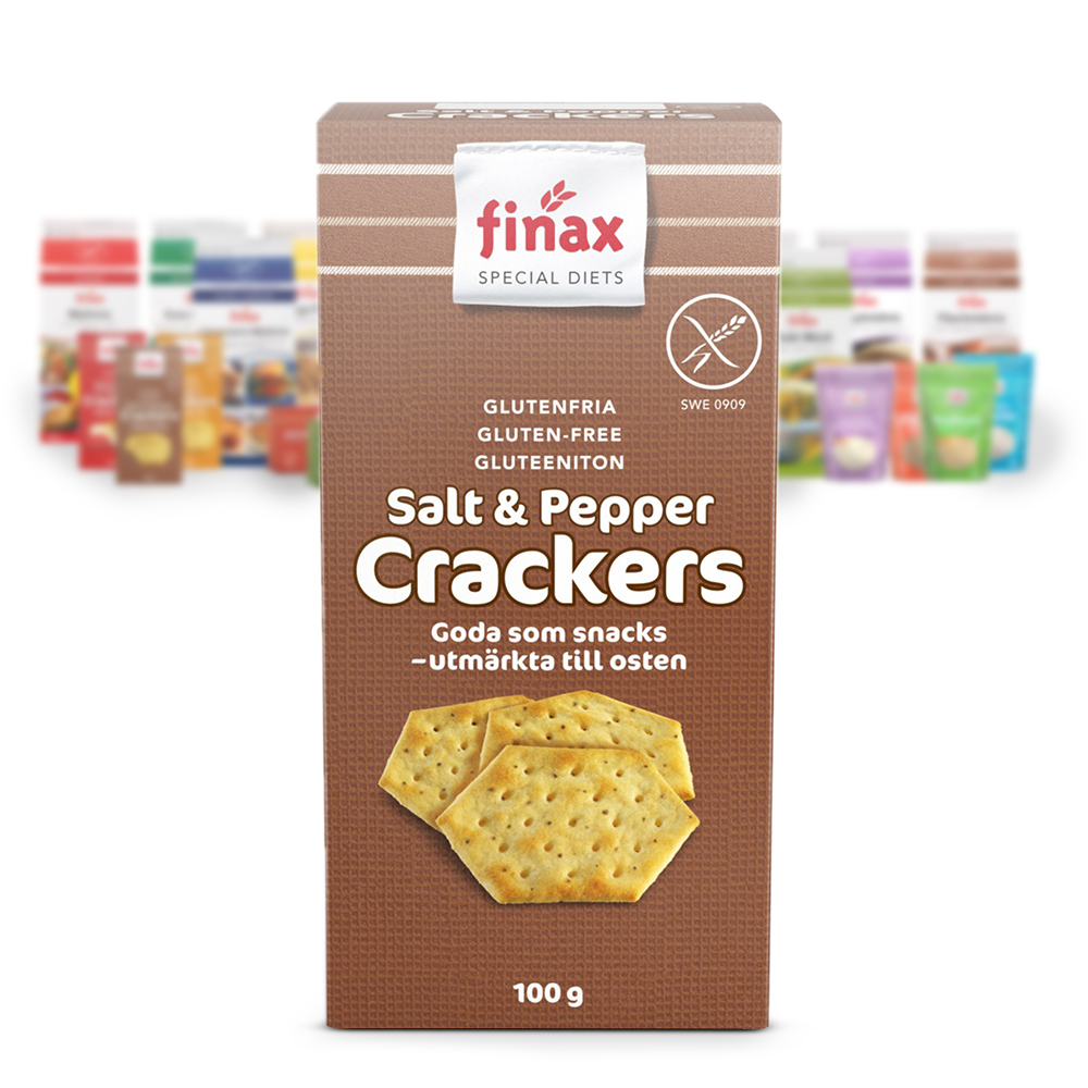 Produkt:Crackers Salt & Peppers