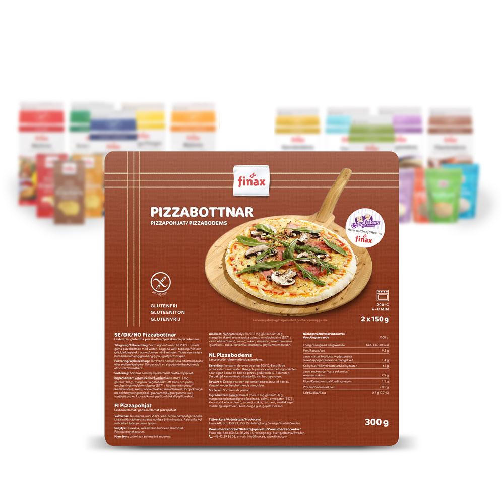 Produkt:Pizzabottnar